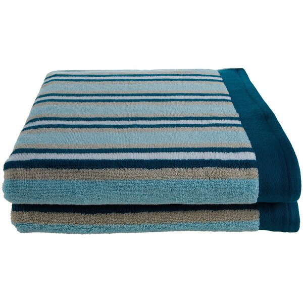 2 Piece 100% Cotton Sheet Set (Set of 2) by The Twillery Co.